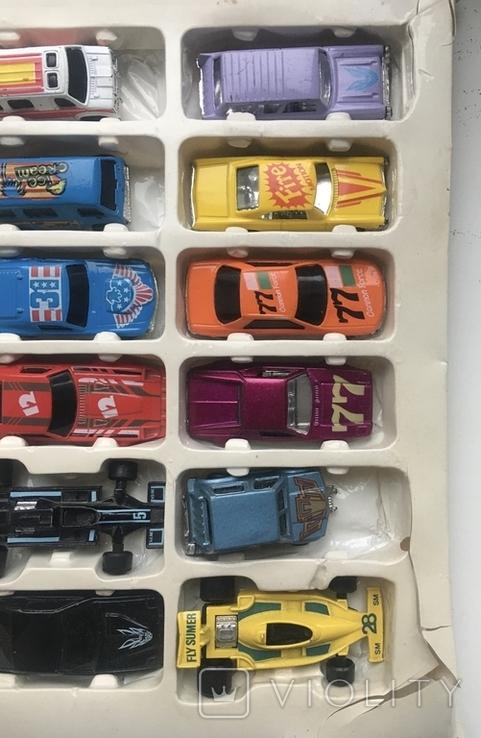 Набор машинок из 90-х (комплект, 36 штук), фото №6