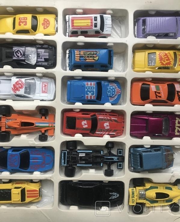 Набор машинок из 90-х (комплект, 36 штук), фото №7