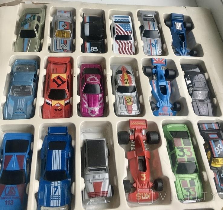 Набор машинок из 90-х (комплект, 36 штук), фото №12