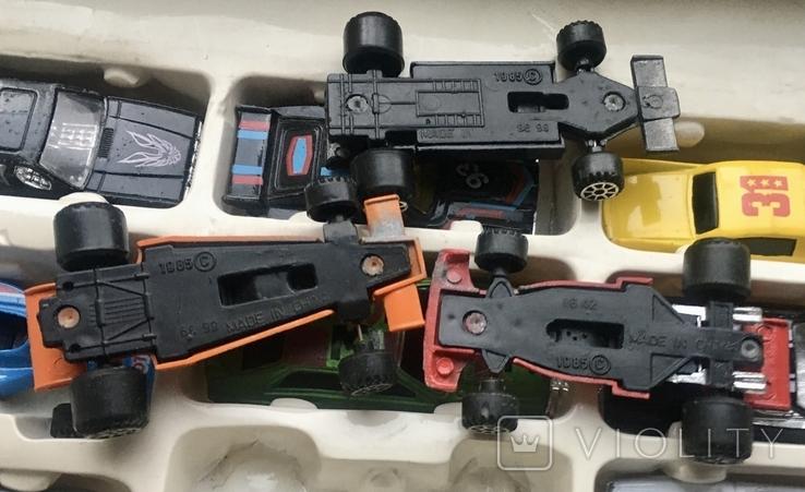 Набор машинок из 90-х (комплект, 36 штук), фото №13