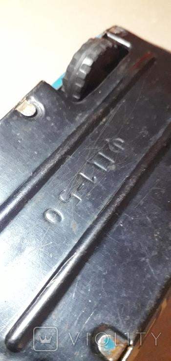 Инерционная Машинка РАДУГА - 2 РАЛЛИ из СССР, фото №5