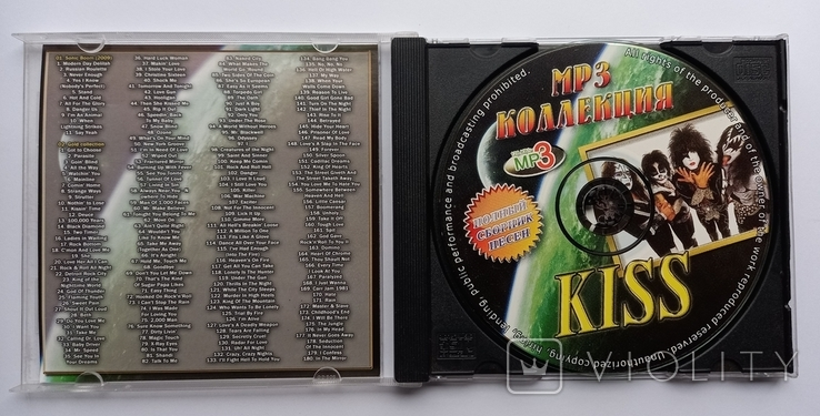 KISS. MP3 Коллекция., фото №4