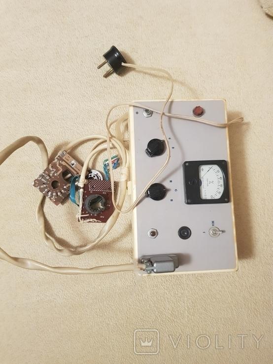 Прибор для восстановления кинескопов, фото №2