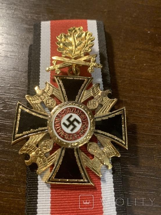 Орден Германия ( хорошая копия ), фото №5