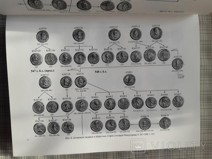 Клад позднебоспорских статеров из Фанагории. Фанагория. Том 5 (2), фото №11