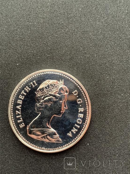 Канадский доллар (3шт.), фото №8