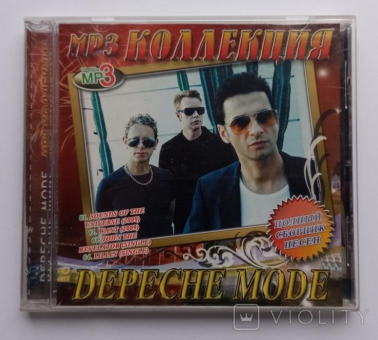 DEPECHE MODE. MP3 Коллекция, фото №2