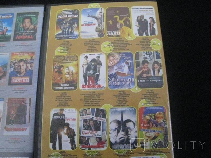Видео касеты 6 штук + бонус три диска, фото №8