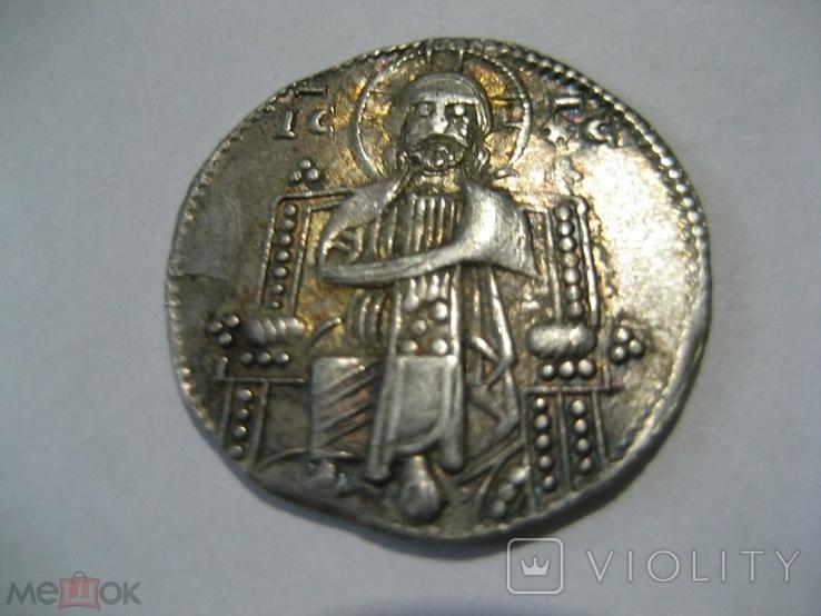 Венеция 1 гроссо 1229 - 1249 гг Дож Якопо Тьеполо, фото №6