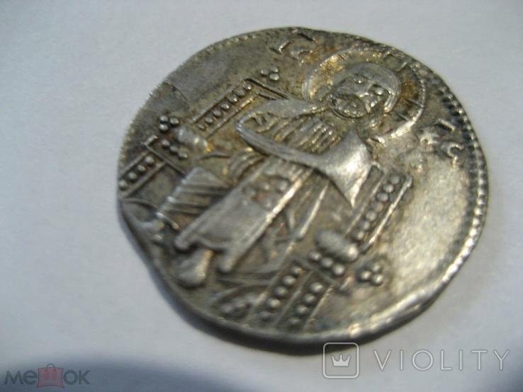 Венеция 1 гроссо 1229 - 1249 гг Дож Якопо Тьеполо, фото №8