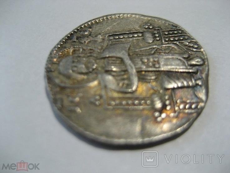 Венеция 1 гроссо 1229 - 1249 гг Дож Якопо Тьеполо, фото №9