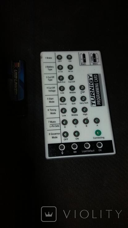 TURNIGY BESC Card + Turnigy USB Linker, фото №3