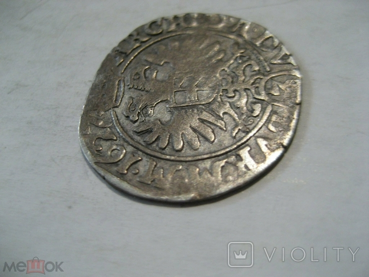 Священная Римская империя Австрия 3 крейцера 1627 г Фердинанд II, фото №7