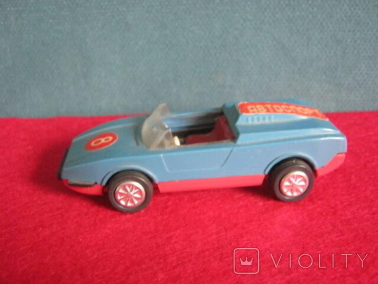 Машинка Спорт, фото №3