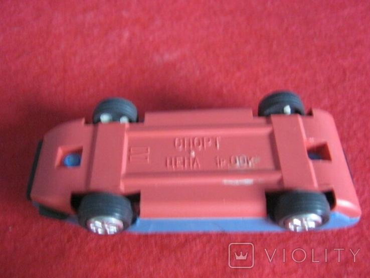 Машинка Спорт, фото №4