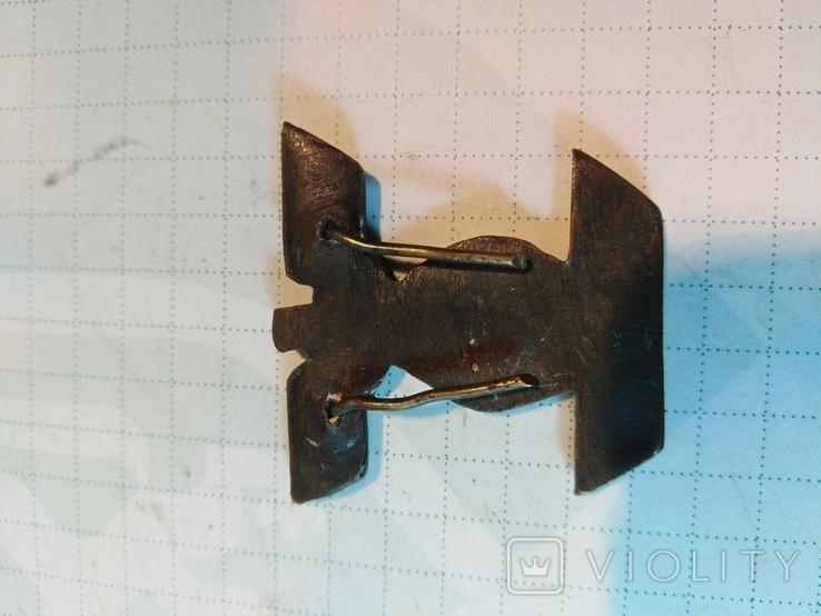 Шпанга повторного награждения железным крестом (копія), фото №3