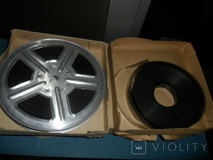 Кинопленка 16 мм 10 штук в лоте №3, фото №9