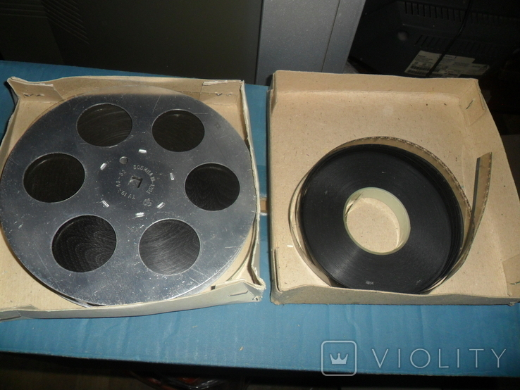 Кинопленка 16 мм 10 штук в лоте №3, фото №11