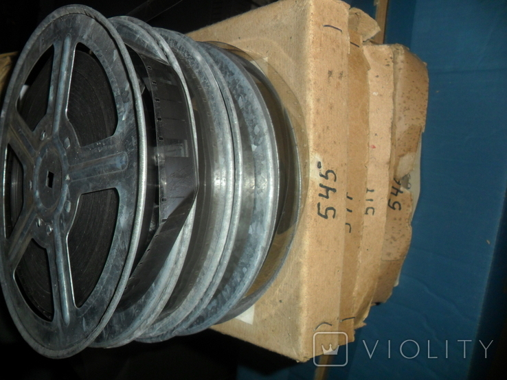 Кинопленка 16 мм 10 штук в лоте №3, фото №12