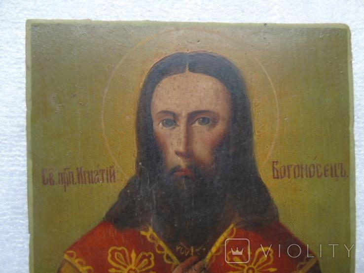 Икона св. мученика Игнатия, фото №4