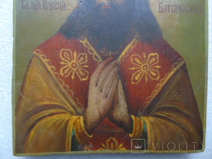 Икона св. мученика Игнатия, фото №5