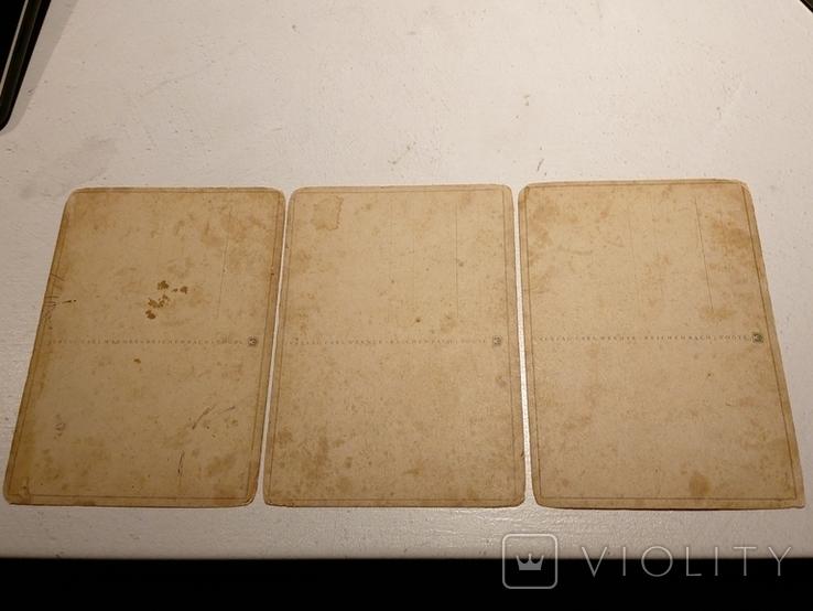"""Три германских открытки """"Дети"""", фото №6"""