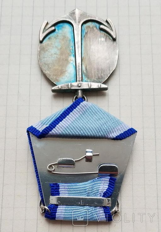 Медаль Адмирал Ушаков. Копия, фото №5