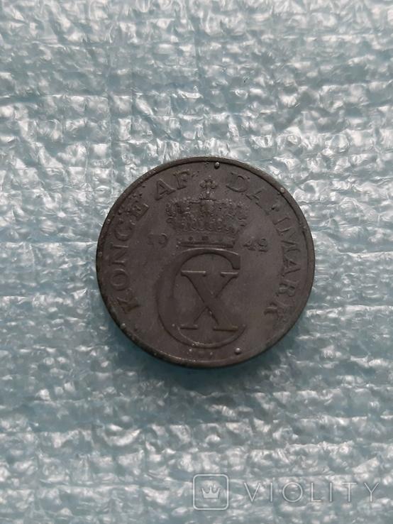 Дания 2 оре 1942, фото №3