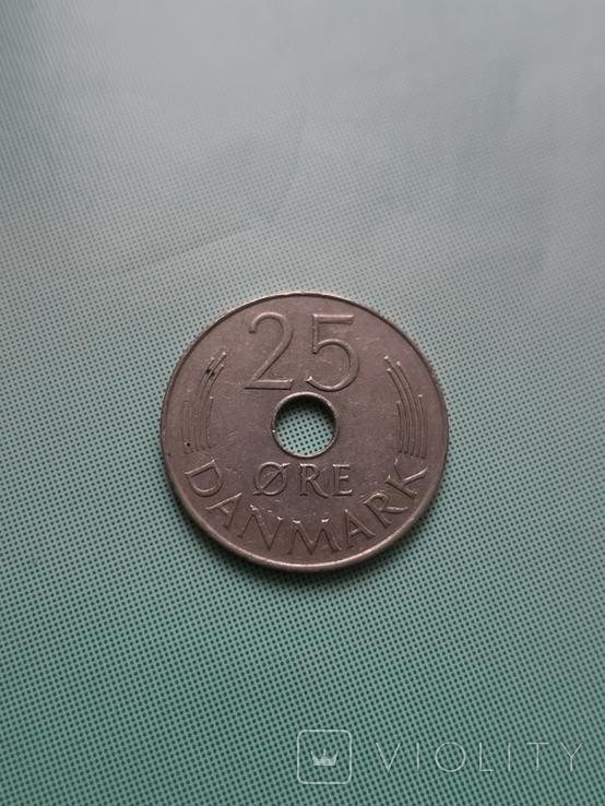 Дания 25 оре 1974, фото №2