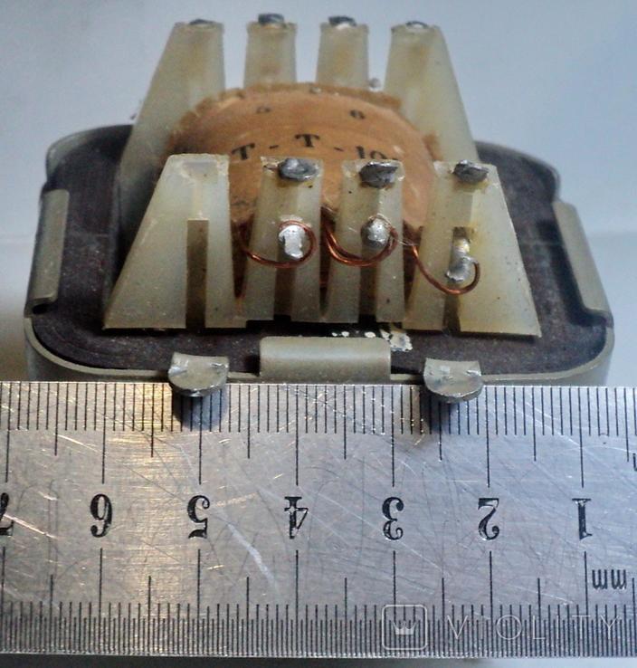 Трансформатор т-т-101, фото №7