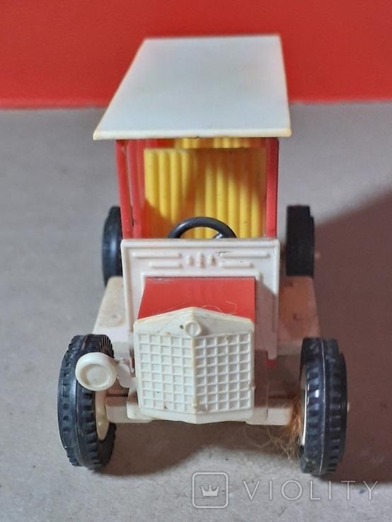 Ретро машинка из СССР длина 10 см., фото №4