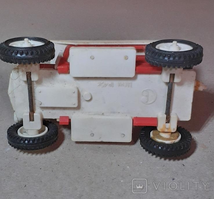 Ретро машинка из СССР длина 10 см., фото №6