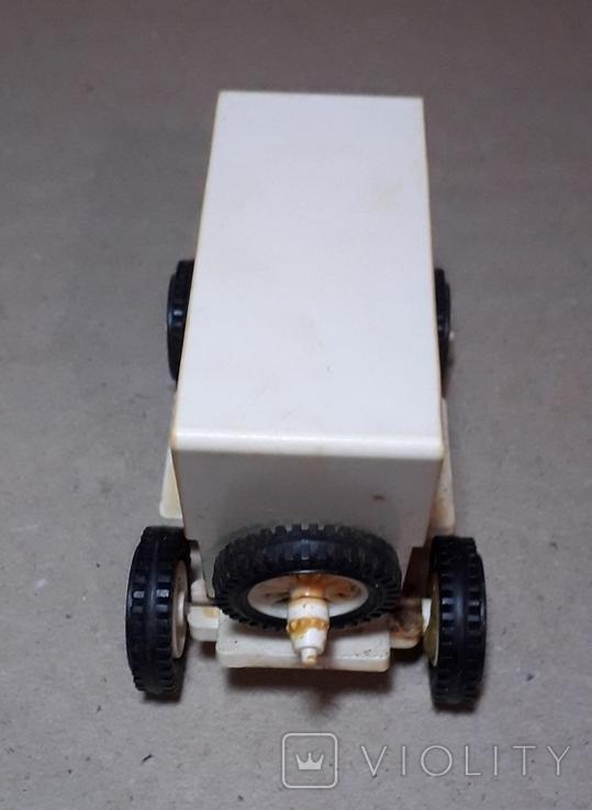 Ретро машинка из СССР длина 10 см., фото №7