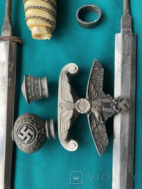 Кортики вермахту та люфтваффе, фото №13