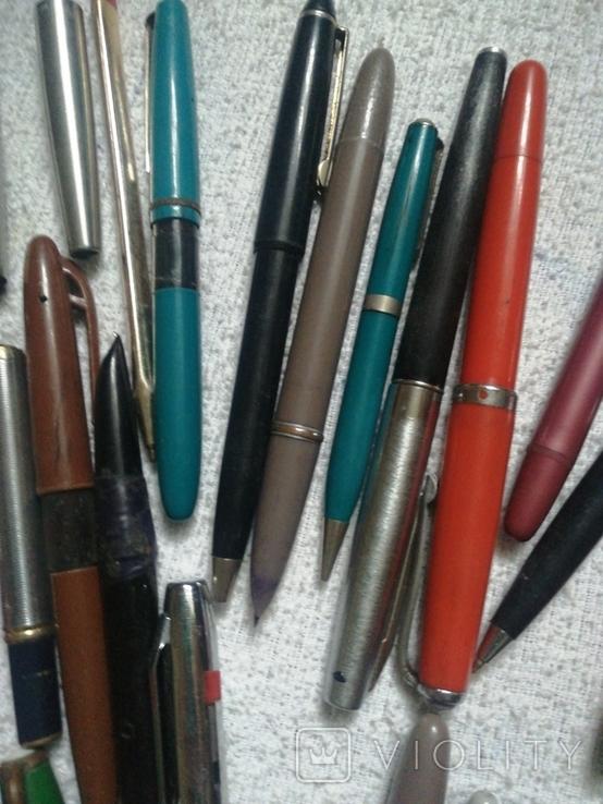 Ручки  СССР.Перьевые,шариковые,разные., фото №4