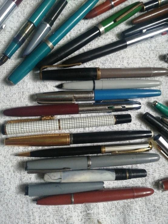 Ручки  СССР.Перьевые,шариковые,разные., фото №7