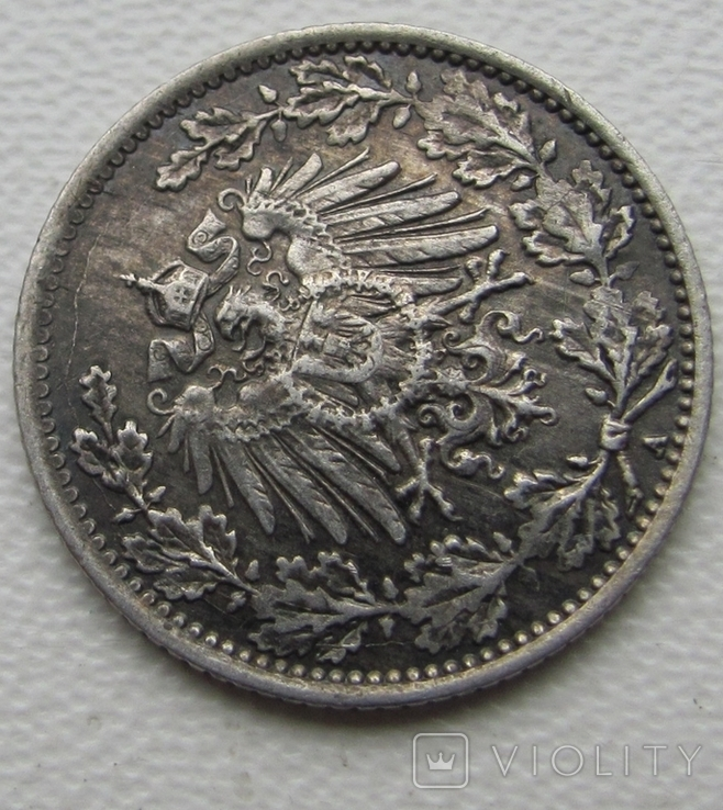 1/2 марки 1919 года (А), фото №6