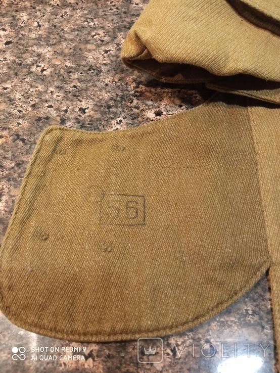 Армейский головной убор 56 размера, фото №5