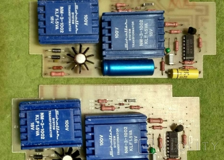 Трансформатор Schaffer KLF 100/18 1.5VA NM-3-1002. 4 шт., фото №4