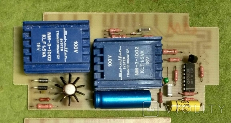Трансформатор Schaffer KLF 100/18 1.5VA NM-3-1002. 4 шт., фото №5