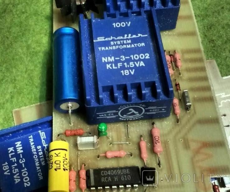 Трансформатор Schaffer KLF 100/18 1.5VA NM-3-1002. 4 шт., фото №7