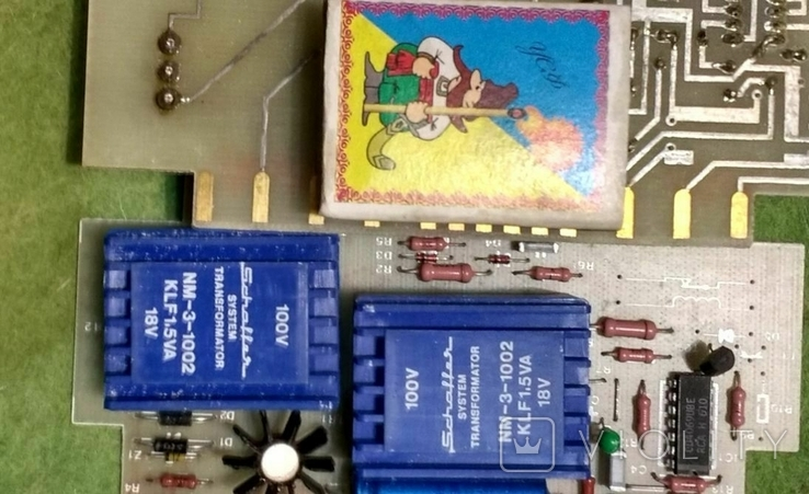 Трансформатор Schaffer KLF 100/18 1.5VA NM-3-1002. 4 шт., фото №10