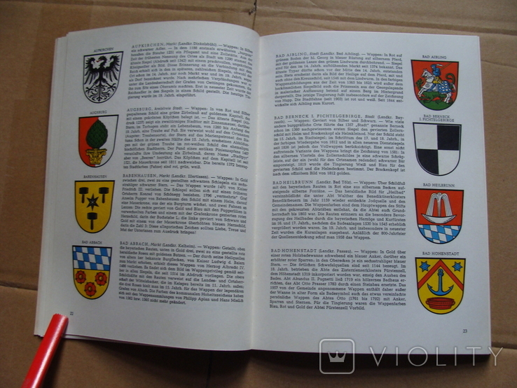 Deutsche Wappen Band 4. Герб Германии. Том 4, фото №7