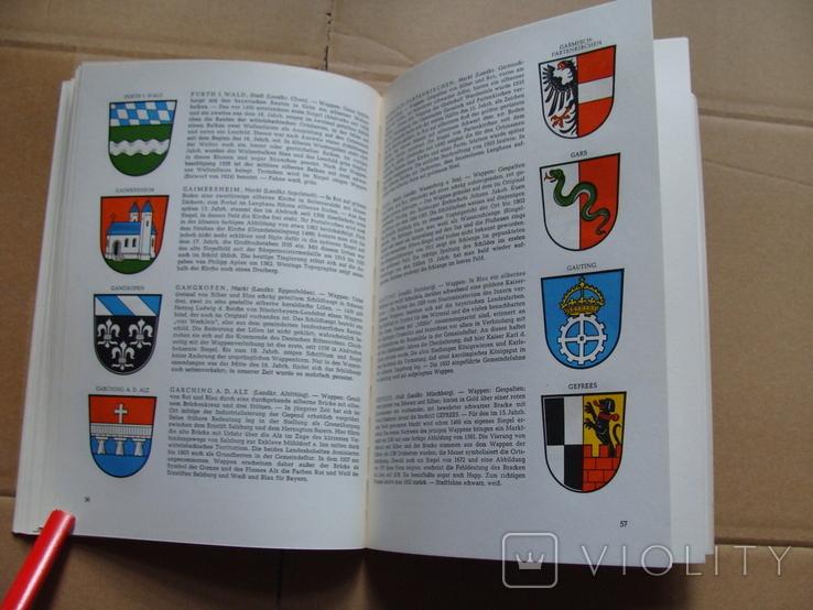 Deutsche Wappen Band 4. Герб Германии. Том 4, фото №10