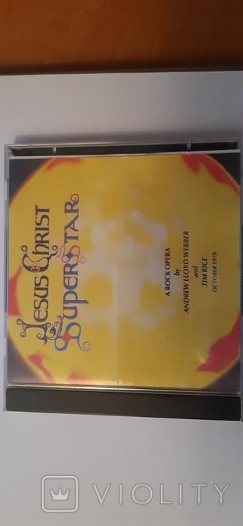 2xCD Jesus Christ Superstar - 1995, фото №2