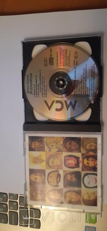 2xCD Jesus Christ Superstar - 1995, фото №3