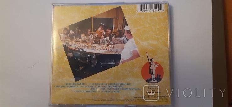 Supertramp - Breakfast in America - CD, фото №4