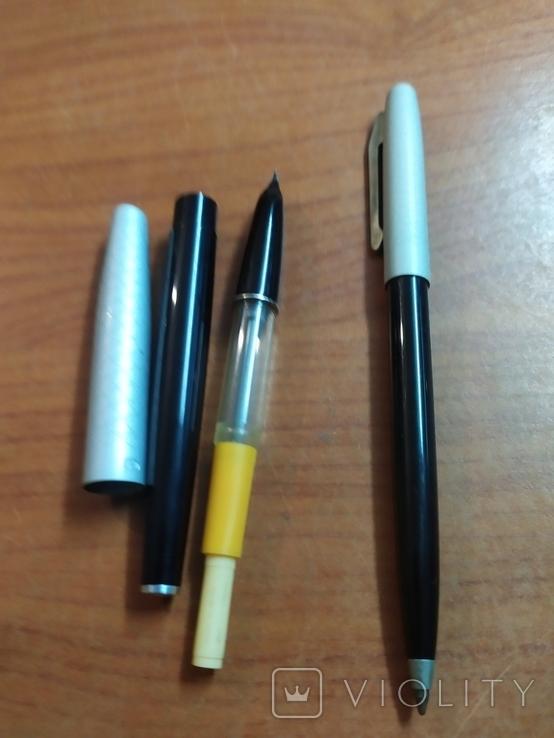 Четыре ручки из СССР, фото №4