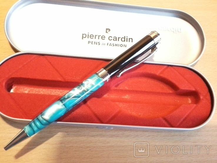 Ручка  новая оригинальная в пенале Pierre Kardіn, Paris.