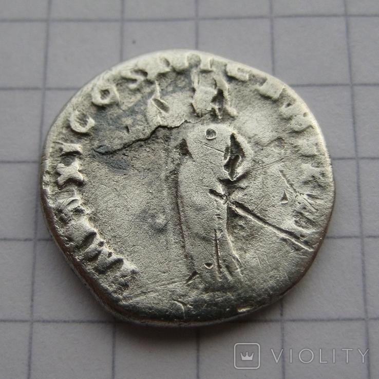 Денарий, Домициан, фото №3